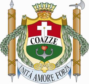 Coazze-Stemma